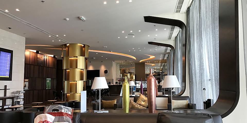 Oman Air Al Khareef Lounge (SLL)