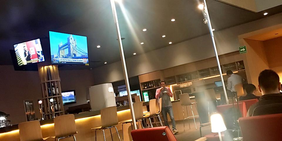 Aeromexico Salon Premier (MEX)