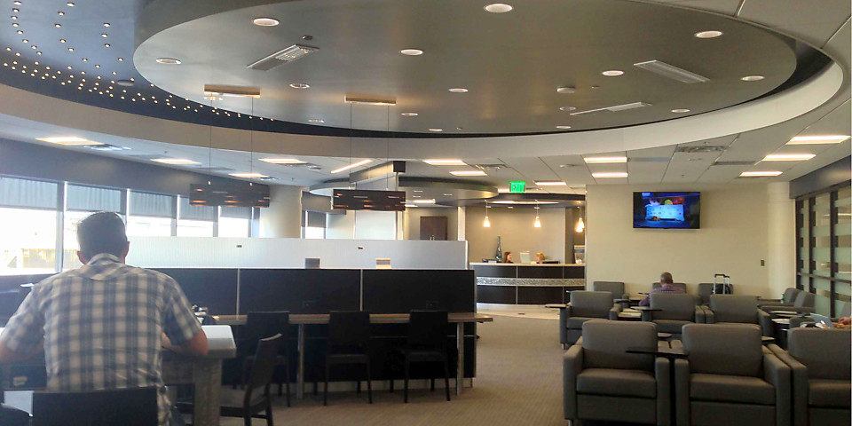 American Airlines Admirals Club (PHX)