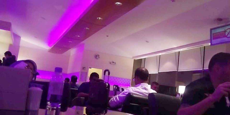 Saudia Al-Fursan Golden Lounge (International) (JED)