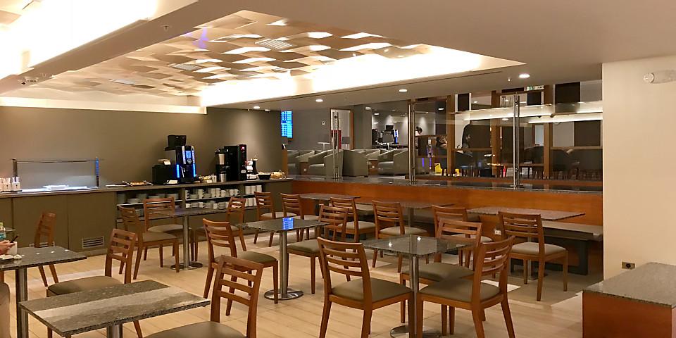 Hanaq VIP Lounge (LIM)