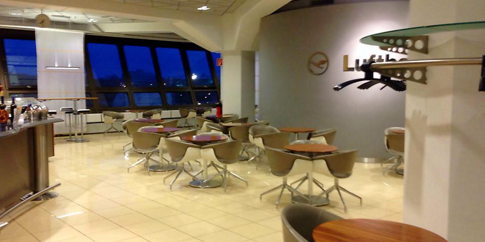 Lufthansa Business Lounge (TXL)