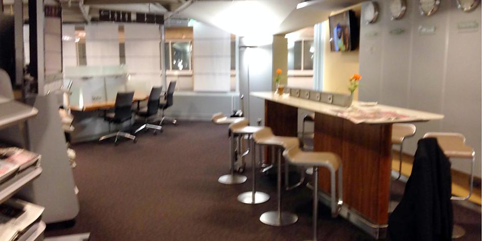 Lufthansa Senator Lounge (CGN)