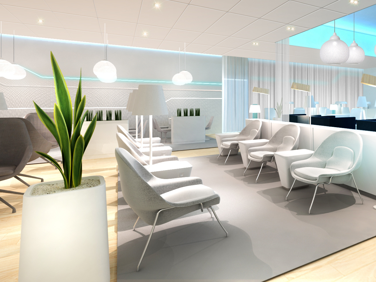 The Finnair Premium Lounge in Helsinki: An Inside Look-post-image