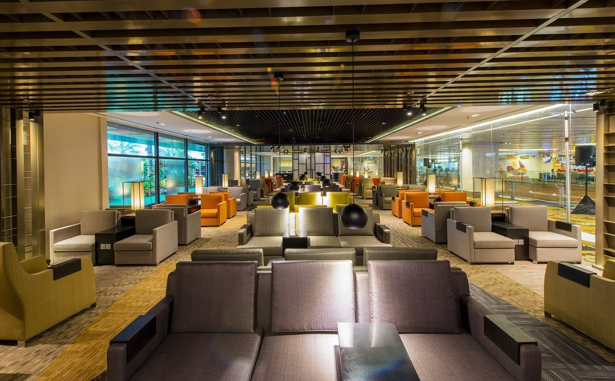 The dnata Lounge at Singapore Airport's Terminal 1: An Inside Look-post-image