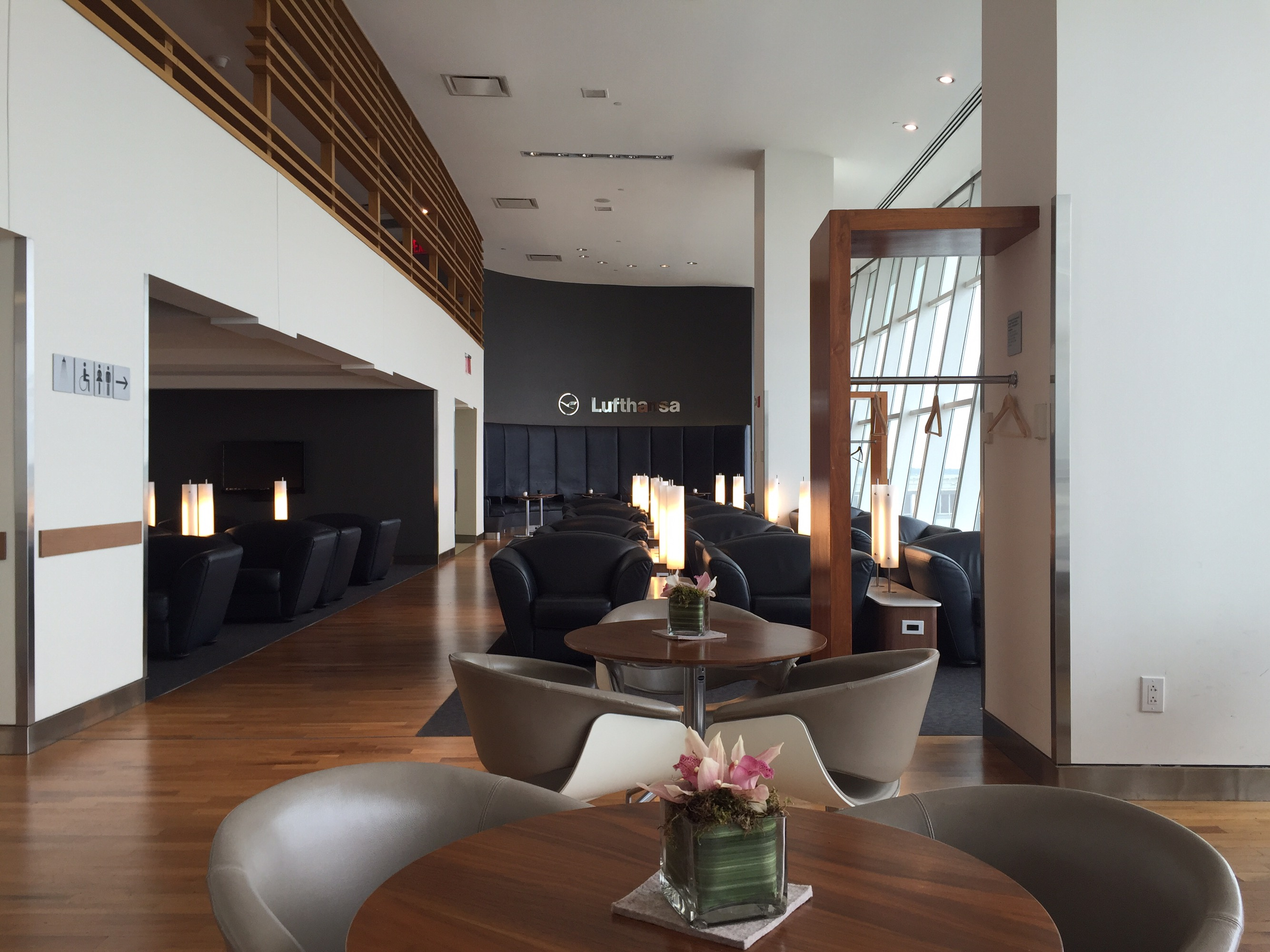 Lufthansa's Business Lounges at DTW, IAD, and JFK-post-image