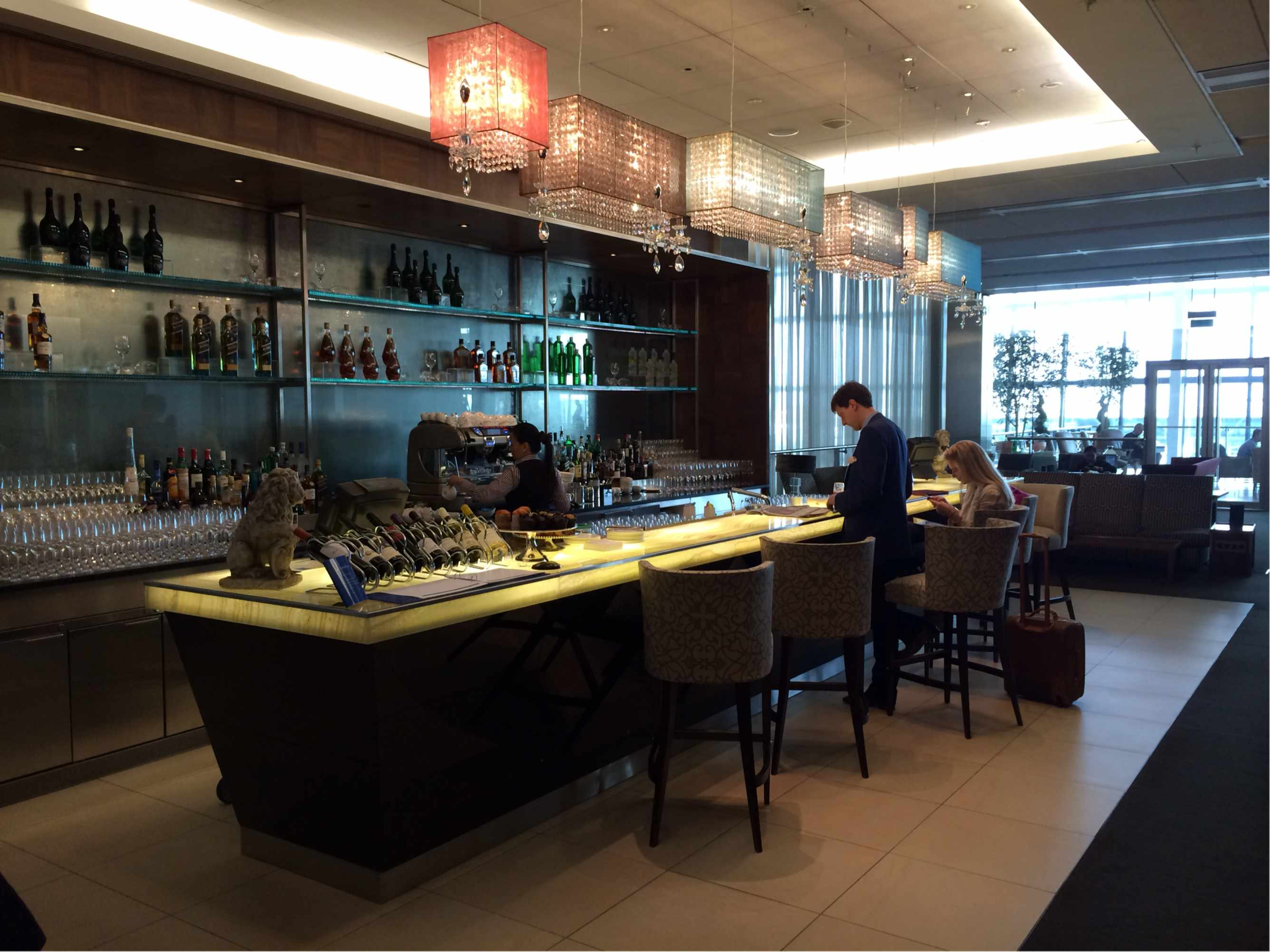 Top 10 Airport Lounges In The World 2013 Loungebuddy