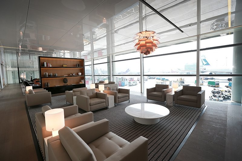 The Ultimate Guide To Cathay Pacific Lounges In Hong Kong