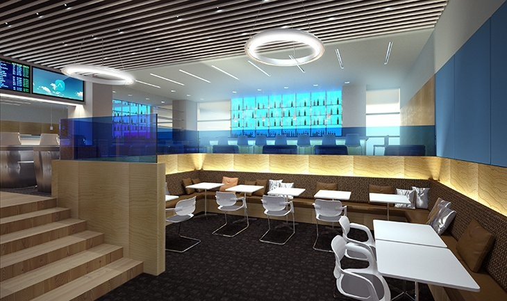 The Ten Best Airport Lounges In The United States