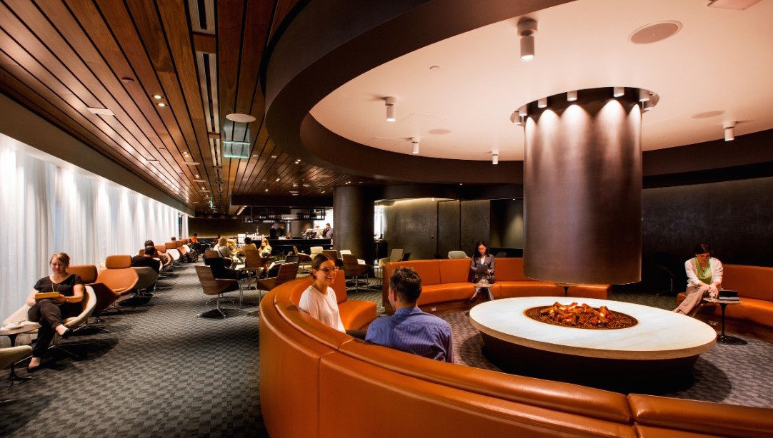 The ten best airport lounges in the united states for Best airport lounge program