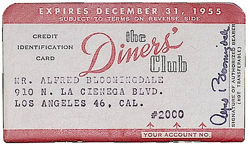 diners club card acceptance
