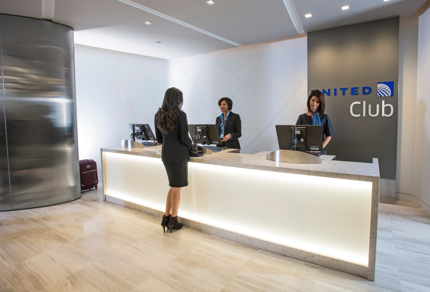 Phone number for united airlines - Accessing United Clubs