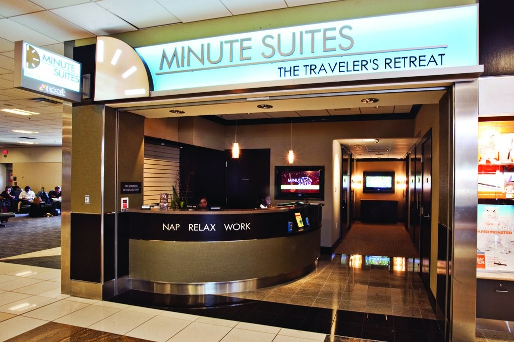 Minute Suites: The Ultimate Guide | LoungeBuddy