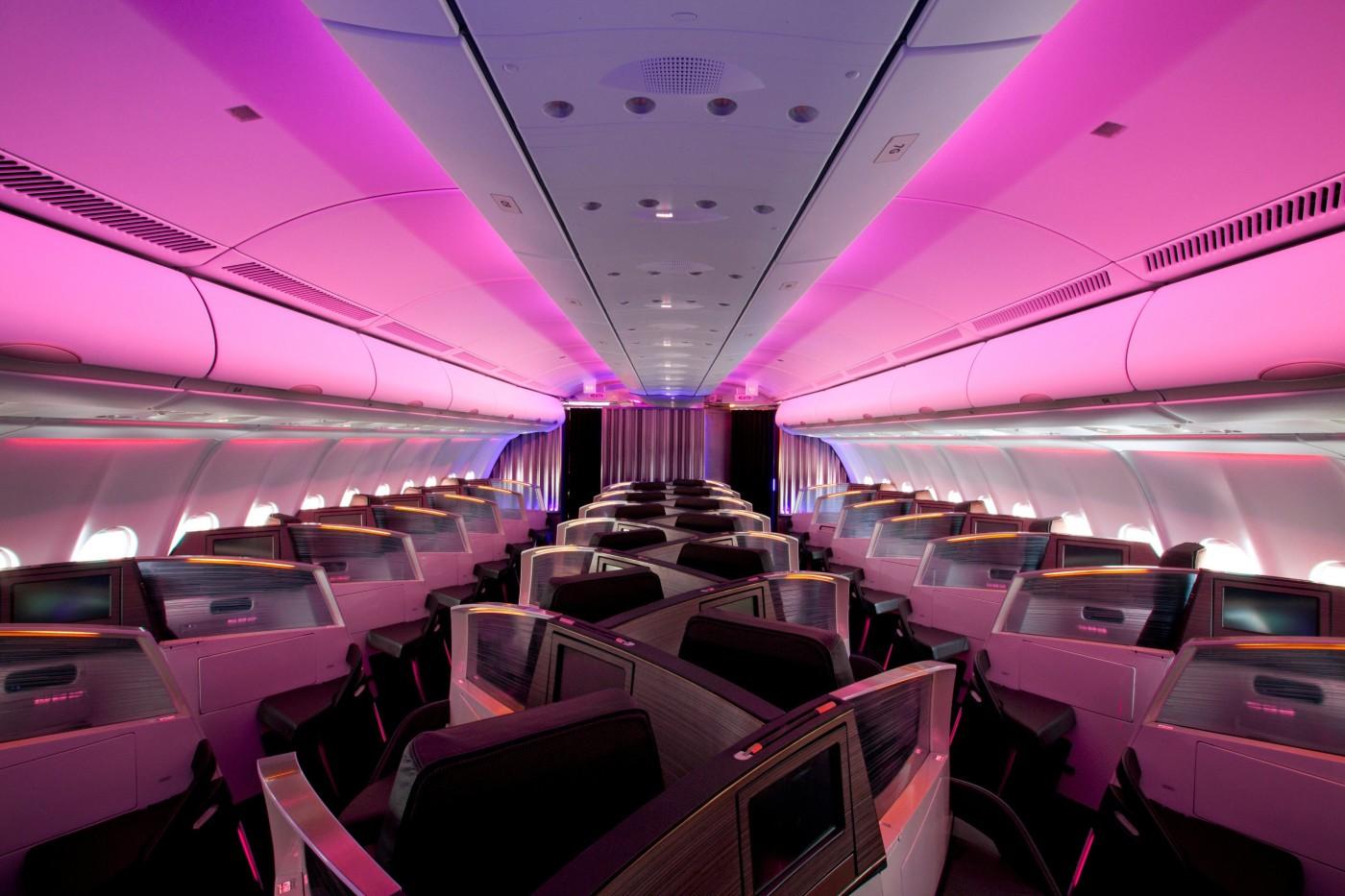 Virgin Atlantic Upgrade >> Virgin Atlantic's Flying Club: The Ultimate Guide | LoungeBuddy