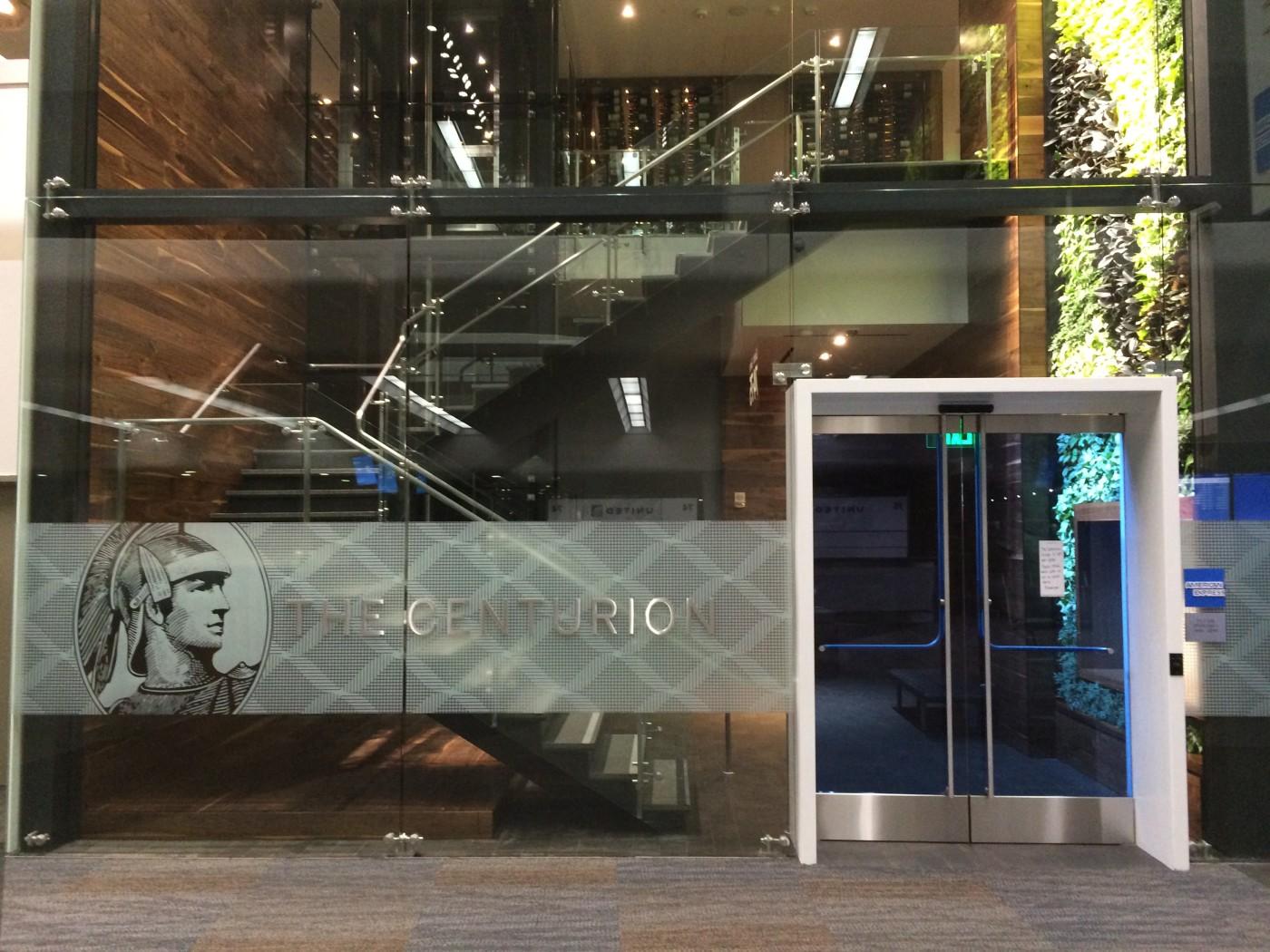 The American Express Centurion Lounge Sfo An Inside Look