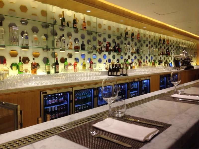 The Qantas International First Lounge LAX: An Inside Look