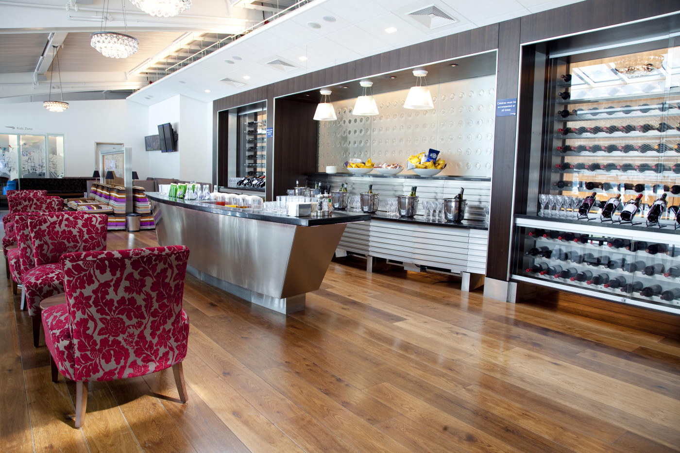 British Airways Lounges At London Heathrow The Ultimate