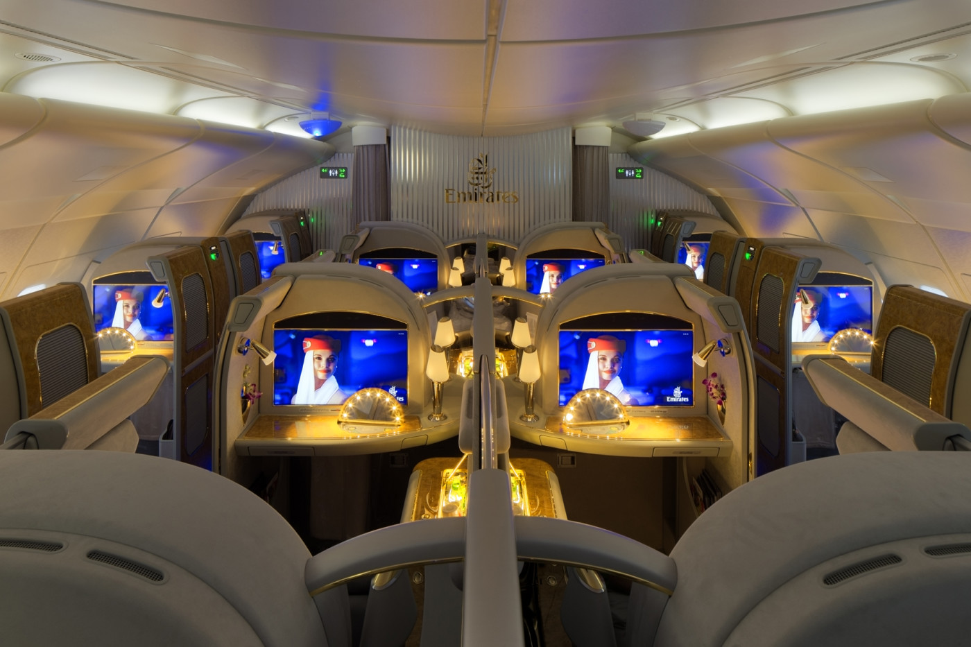 The Most Luxurious Suite In Sky Emirates Vs Etihad
