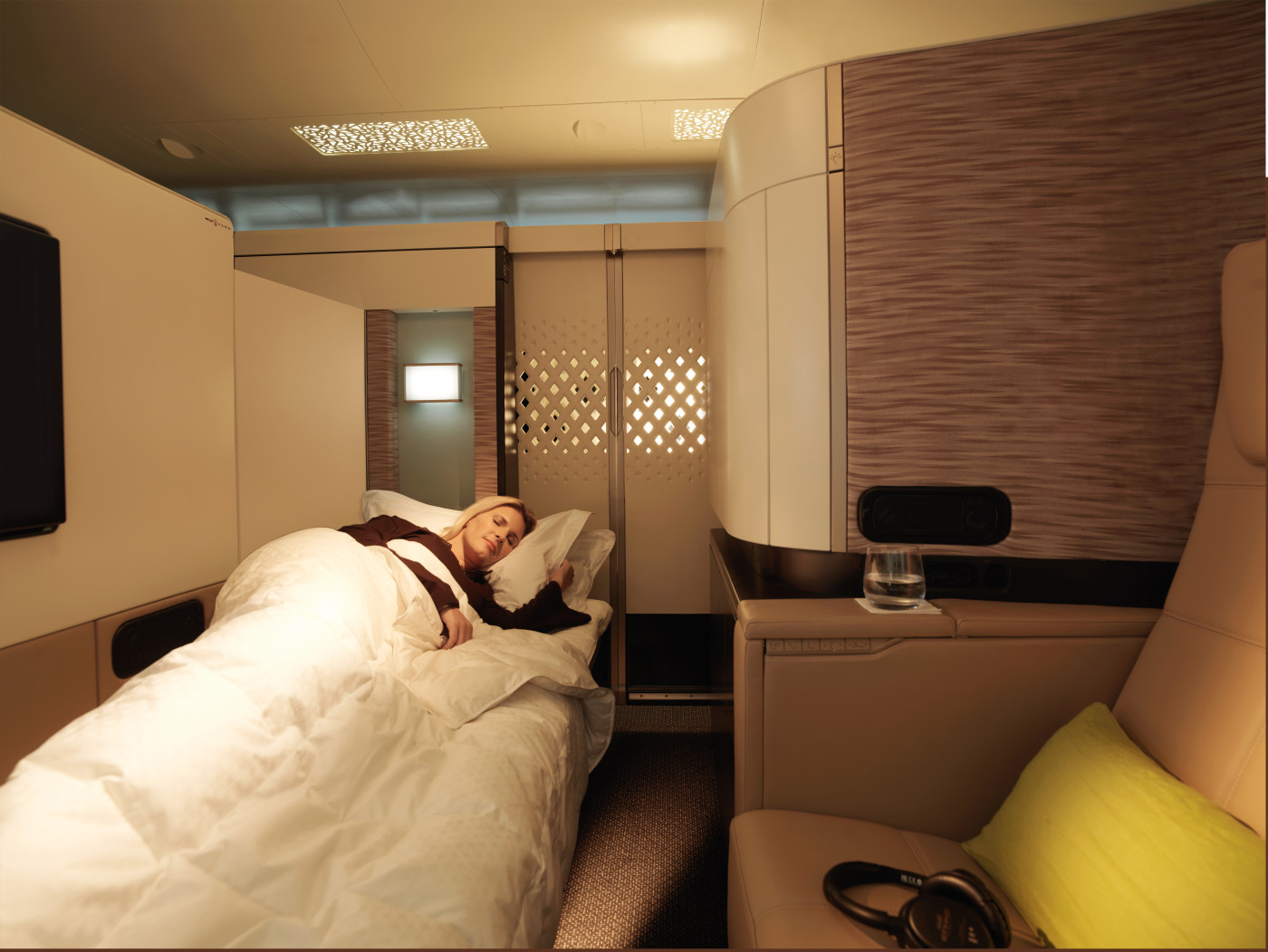Image result for etihad apartments bed