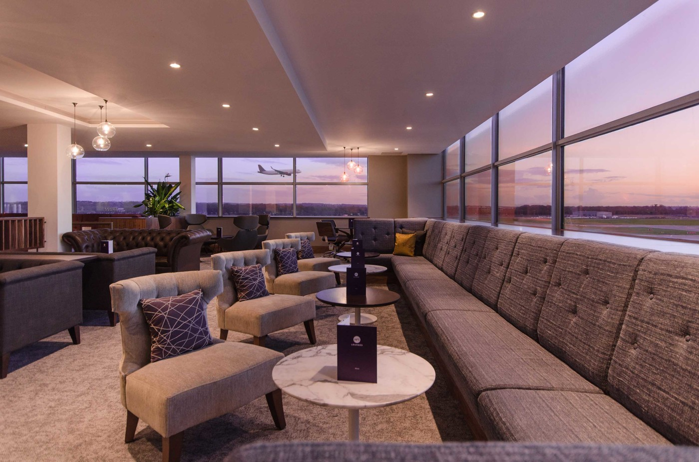 The No1 Gatwick South Terminal Lounge An Inside Look