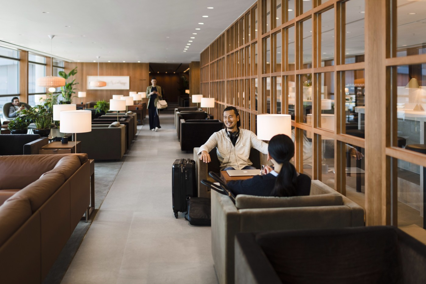 Design House Furniture Vancouver The Ultimate Guide To Cathay Pacific Lounges In Hong Kong