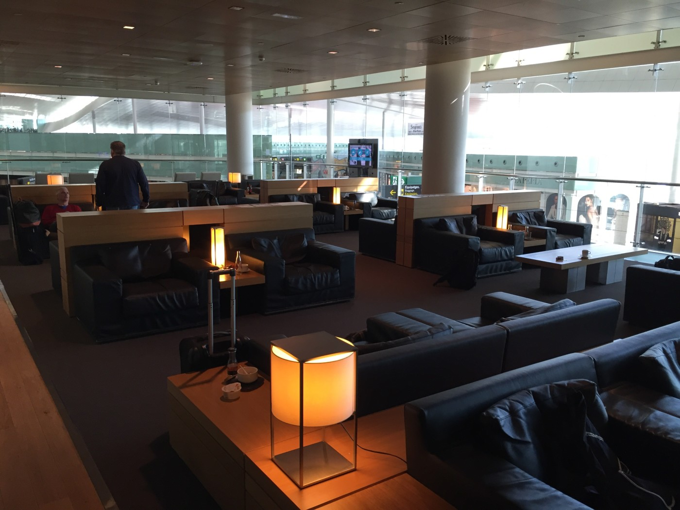 Spending 50 Days in an Airport Terminal, Priority Pass Lounge Awards ...
