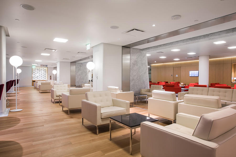 The Qantas International First Lounge LAX: An Inside Look-post-image
