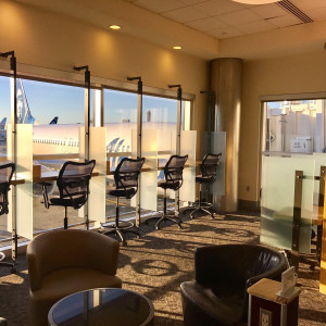 SEA: Alaska Airlines Alaska Lounge Reviews & Photos - Concourse D ...
