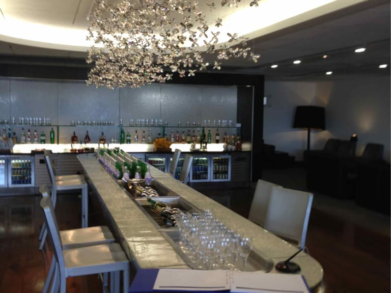 Ba Lounge Terminal 3 >> Lhr British Airways Galleries Club Lounge Reviews Photos