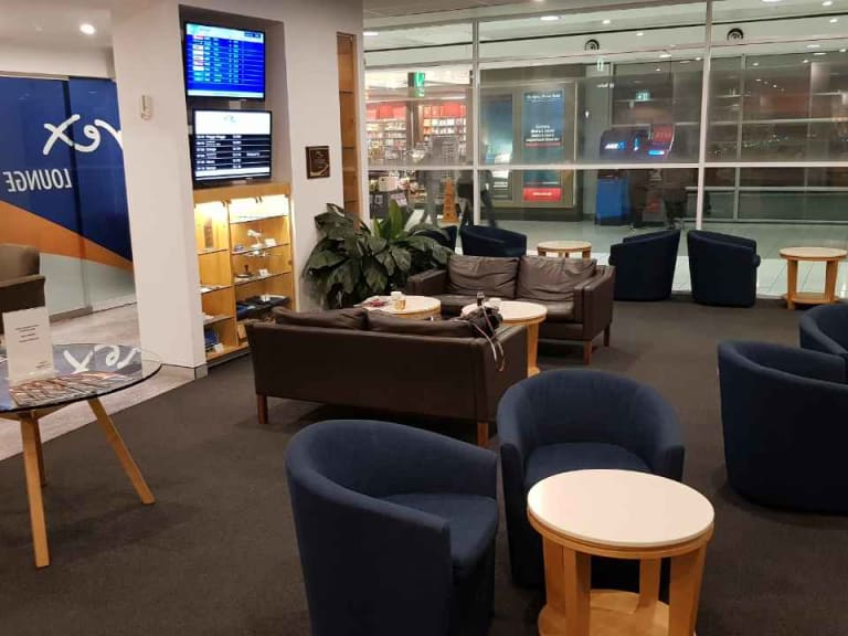 Fine Syd The Rex Lounge Reviews Photos Terminal 2 Domestic Theyellowbook Wood Chair Design Ideas Theyellowbookinfo