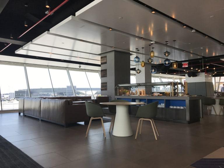 JFK: Alaska Airlines Alaska Lounge Reviews & Photos ...