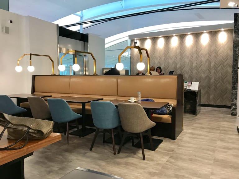 Yyz Plaza Premium American Express Lounge Bewertungen