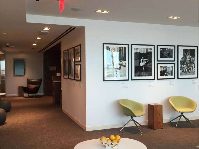 Lga The Centurion Lounge Reviews Amp Photos Terminal B