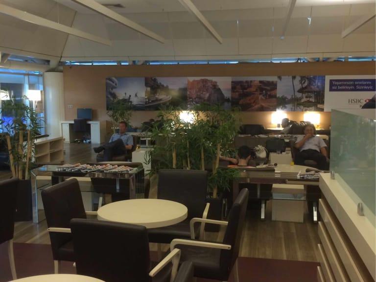 IST HSBC Club Lounge Reviews Photos