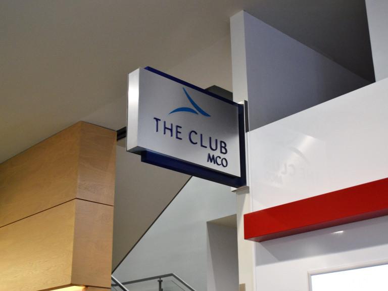 MCO: The Club at MCO Reviews & Photos - Terminal B, Orlando