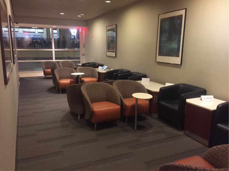 Dca American Airlines Admirals Club Reviews Amp Photos