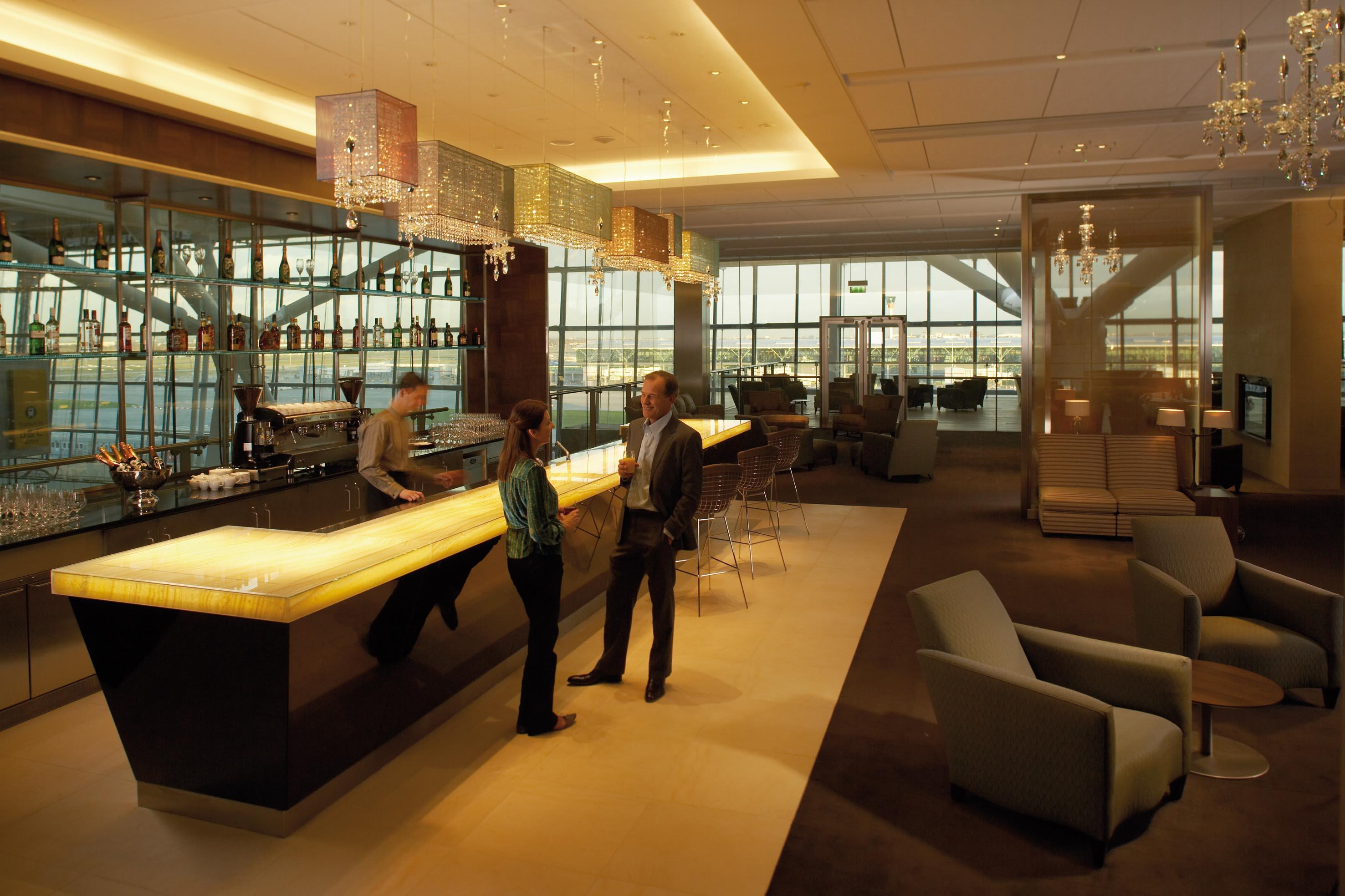 Ba Lounge Terminal 3 >> British Airways Lounges At London Heathrow The Ultimate