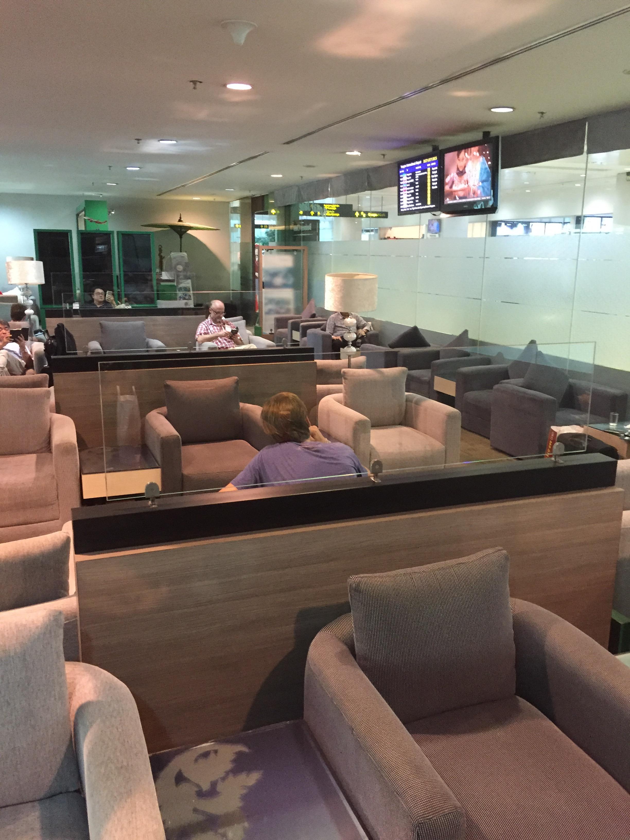 Rgn Royal Jade Lounge Reviews Photos Terminal 2