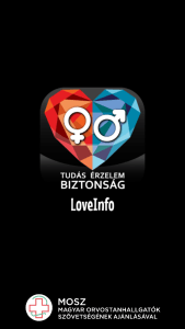 Loding screen - LoveInfo - Bettina Langmár