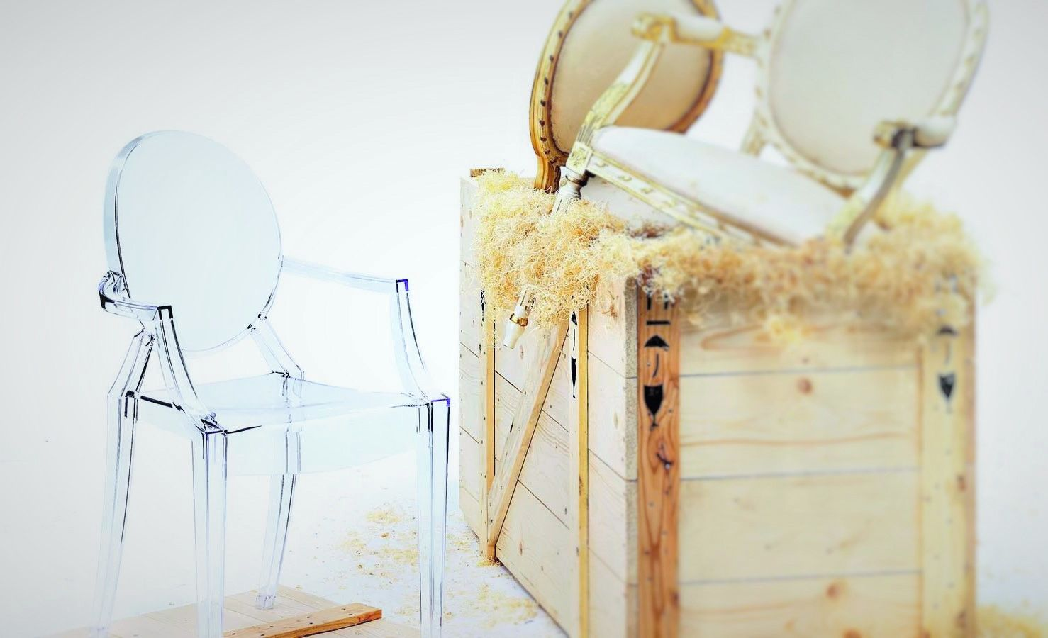 Luis Ghost - Philippe Starck - Kartell