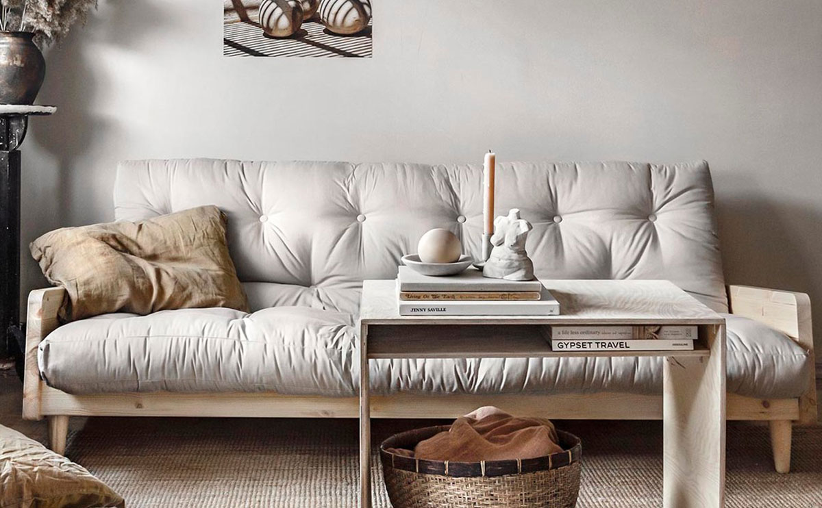 Divano letto Indie by Karup