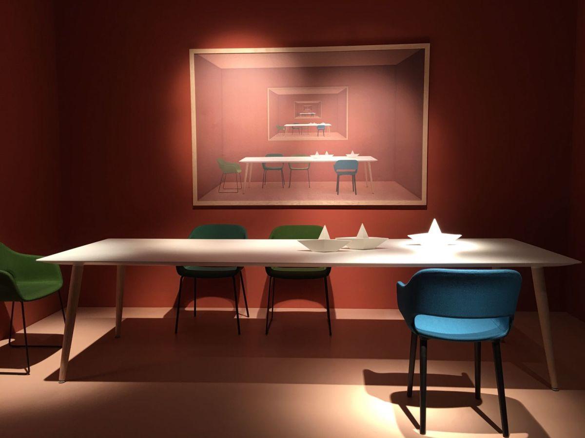 i primi trend dell anno imm cologne 2017 lovethesign. Black Bedroom Furniture Sets. Home Design Ideas