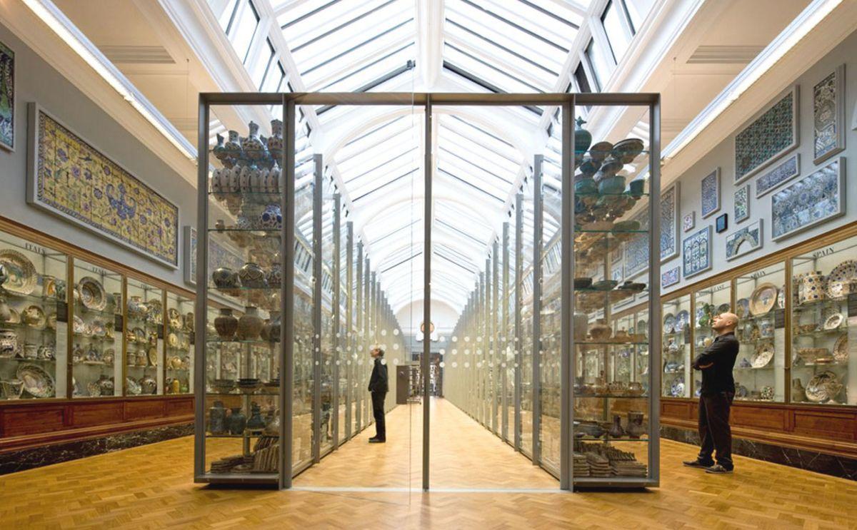 V&A Museum, Londra