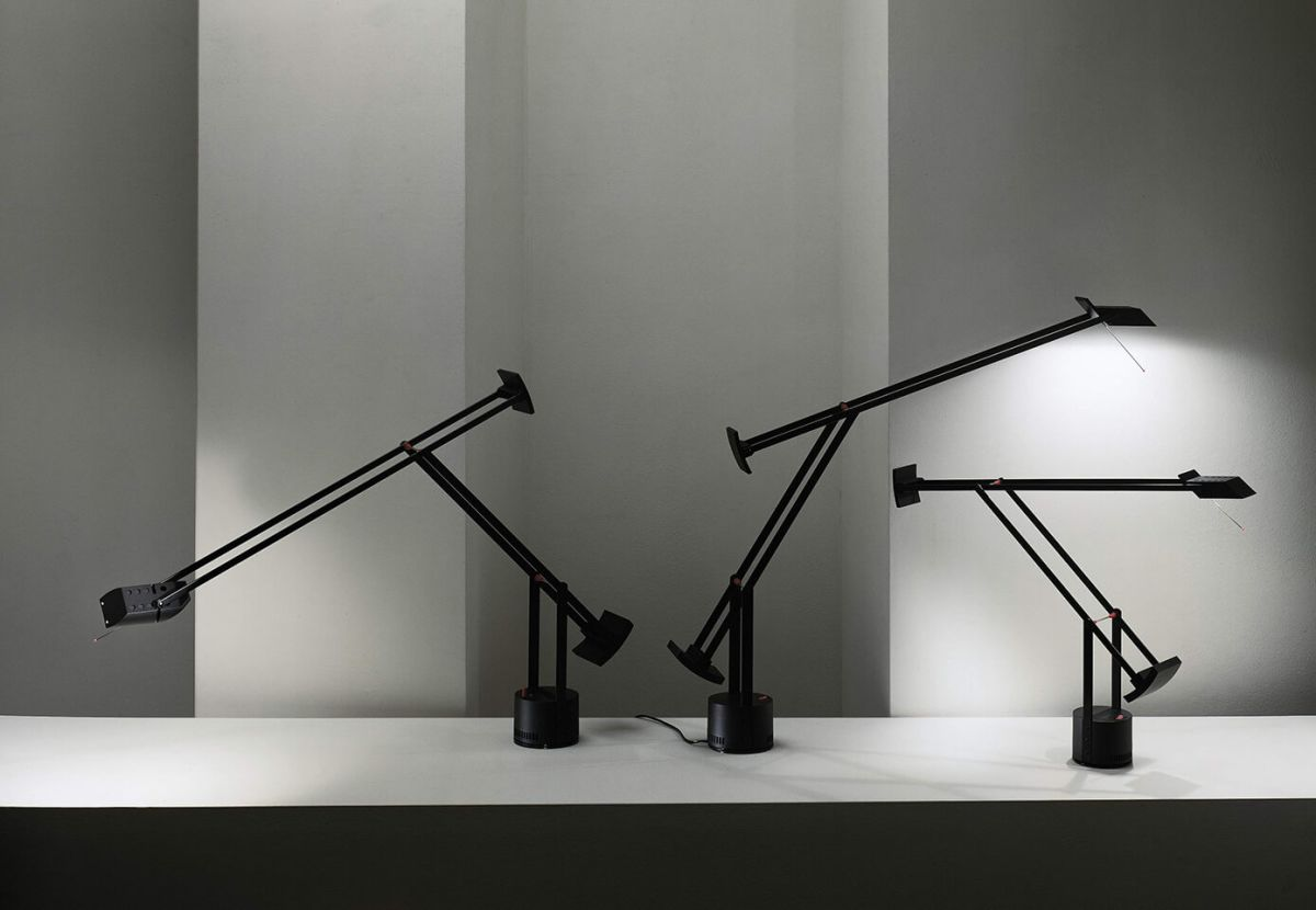 Tizio by Artemide, designed by Richard Sapper