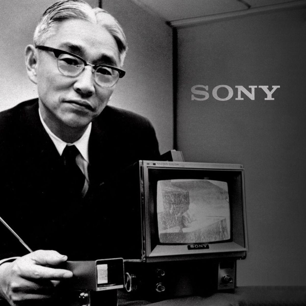 Akio Morita, fondatore della Sony