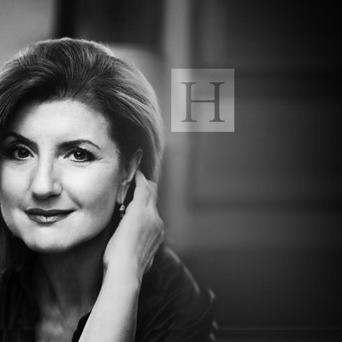 Arianna Huffington, fondatrice di The Huffington Post (noto dal 2016 come HuffPost)