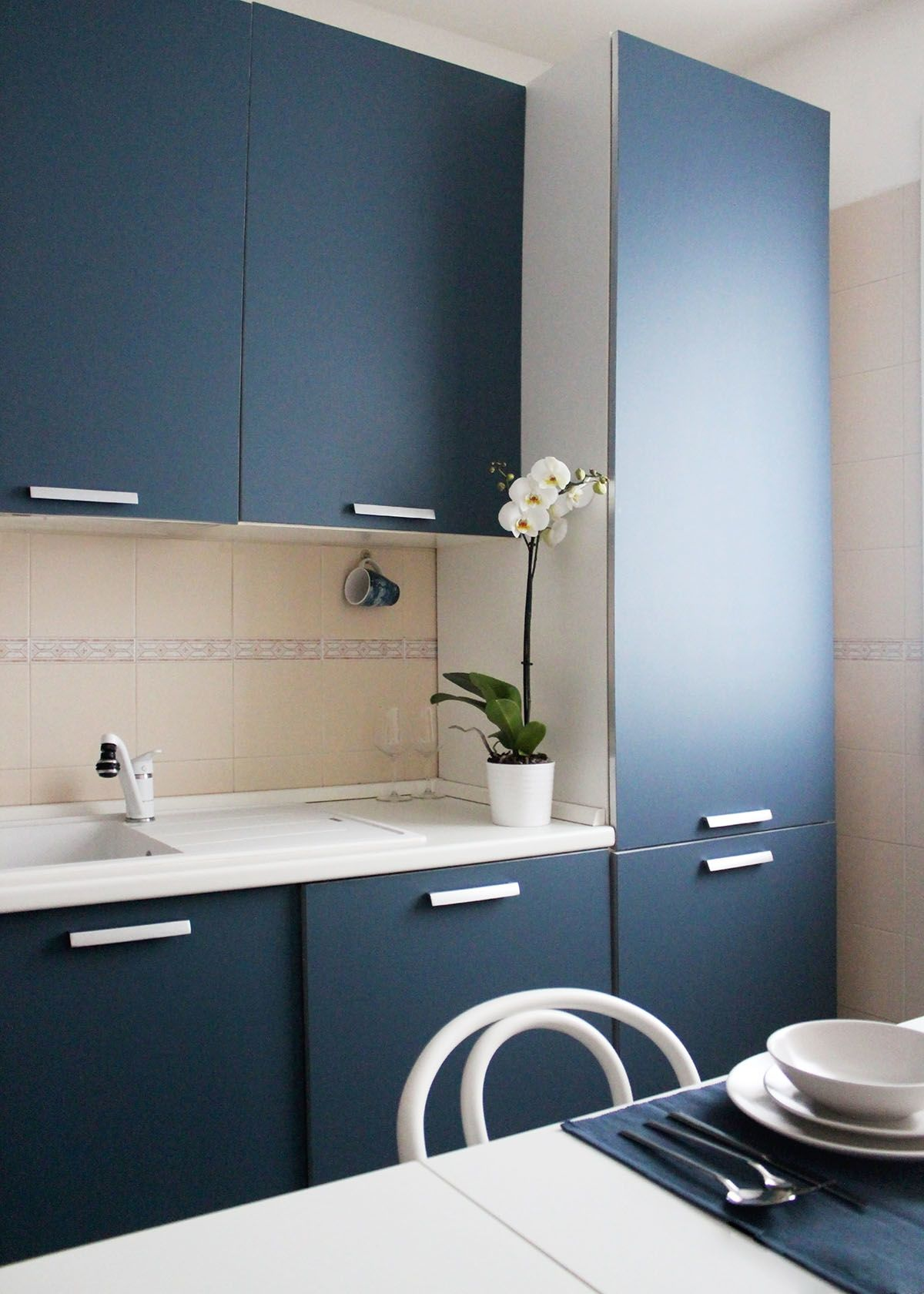 Un po\' di stile nordico: cambiare colore alla cucina ...