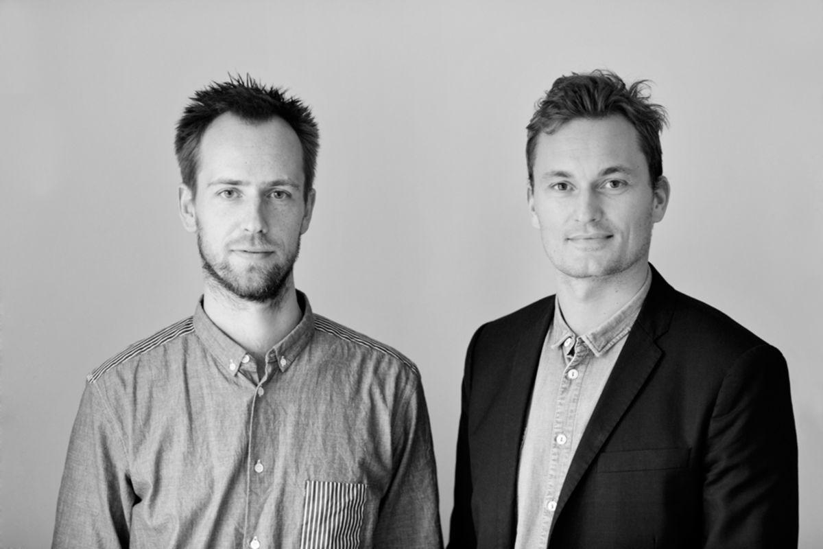 Peter Bonnén e Kristian Byrge