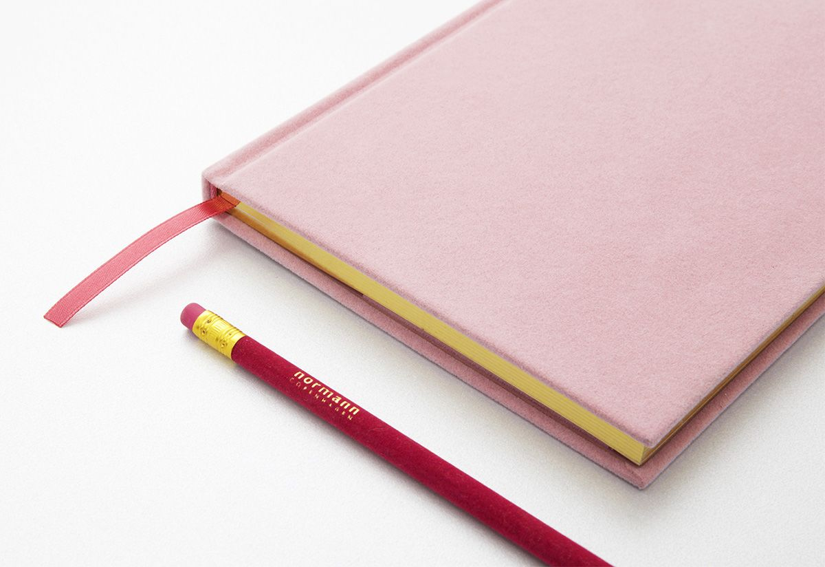 Daily Fiction Notebook by Normann Copenhagen