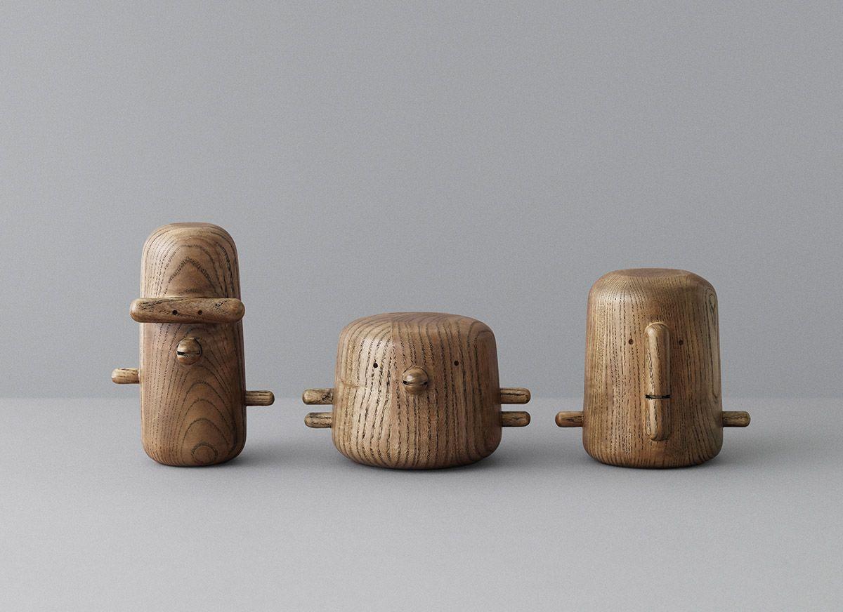 Ichi Ni San by Normann Copenhagen
